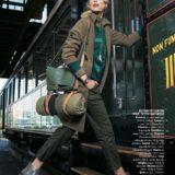 Avantage Mag ©Yves Bottalico - Hair Styling by Elika Bavar