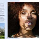 Irk Magazine Stefi Celma Elika Bavar Hair Stlyling Make Up 4