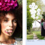 Irk Magazine Stefi Celma Elika Bavar Hair Stlyling Make Up 7