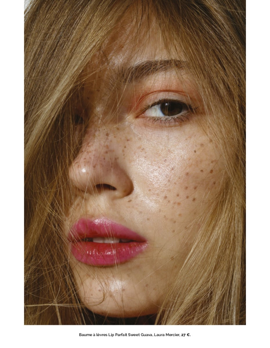 Millenials Cosmetiques Sandra Frouqui Hair Styling Elika Bavar 04