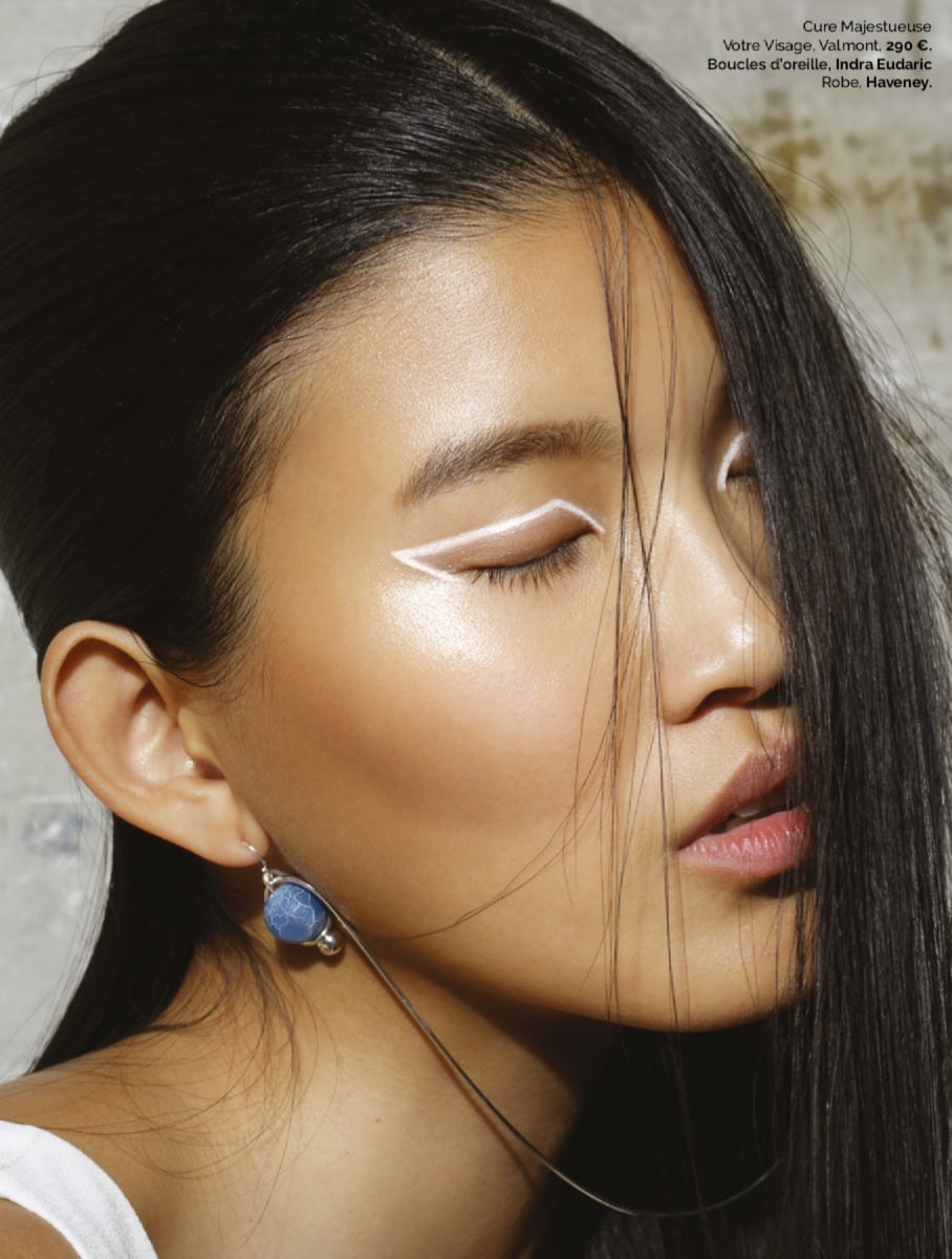 Millenials Cosmetiques Sandra Frouqui Hair Styling Elika Bavar 05