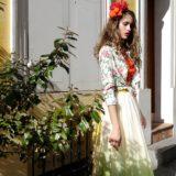 Sandra Fourqui - Hair Style & Make Up By Elika Bavar
