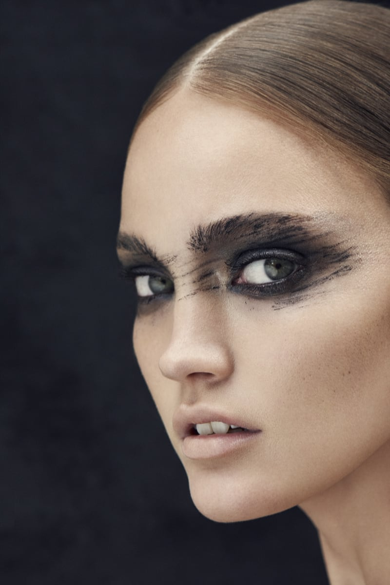 Fred Leveulge Hair Style Make Up 08