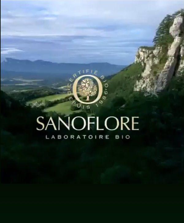 Sanoflore © Frédéric GUELAFF - Hair & Make-up By Elika Bavar
