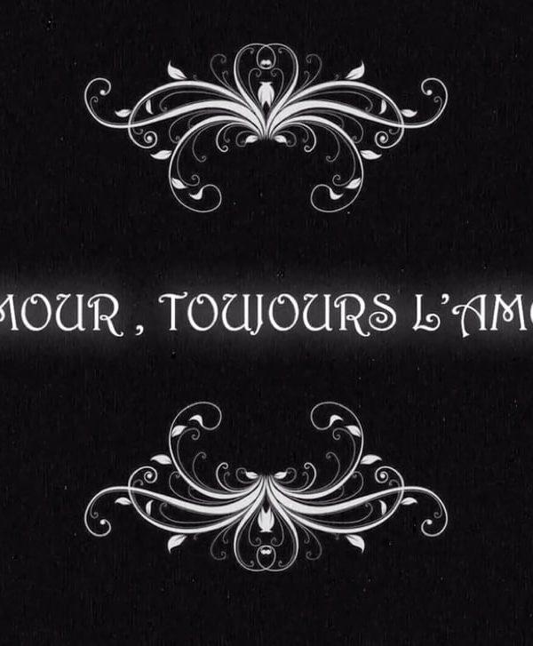L'amour, Toujours L'amour ©Daniel Albin - Hair Style & Make-up By Elika Bavar